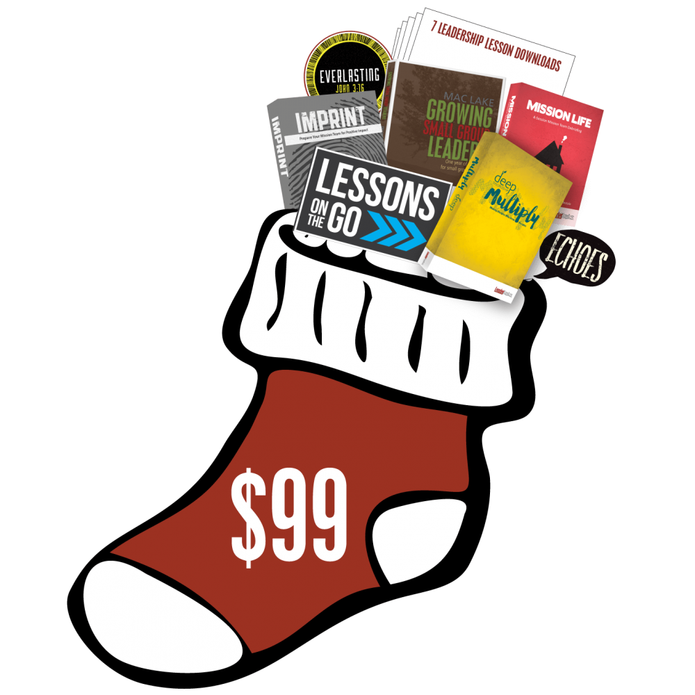 LeaderTreks Crazy Christmas Bundle