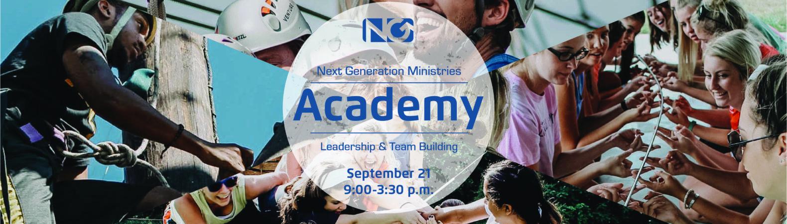 NextGen Academy | NextGen Ministries