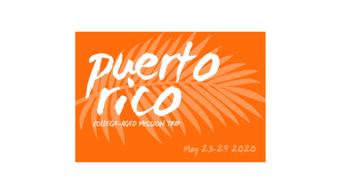 Puerto Rico Mission Trip